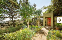 Gated Hollywood Hills Oasis…Very Private & Serene