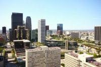 Incredible Views from this Impressive 26th Floor Unit in Downtown LA