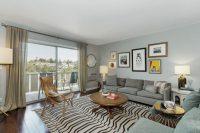 Mid Century Modern Condo with Views in Los Feliz